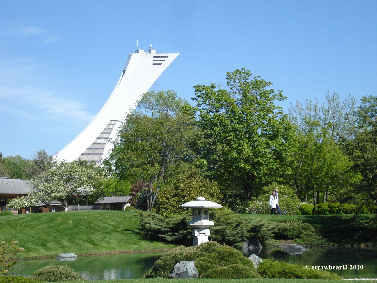 Montr al botanical garden jardin botanique de montr al for Biodome insectarium jardin botanique