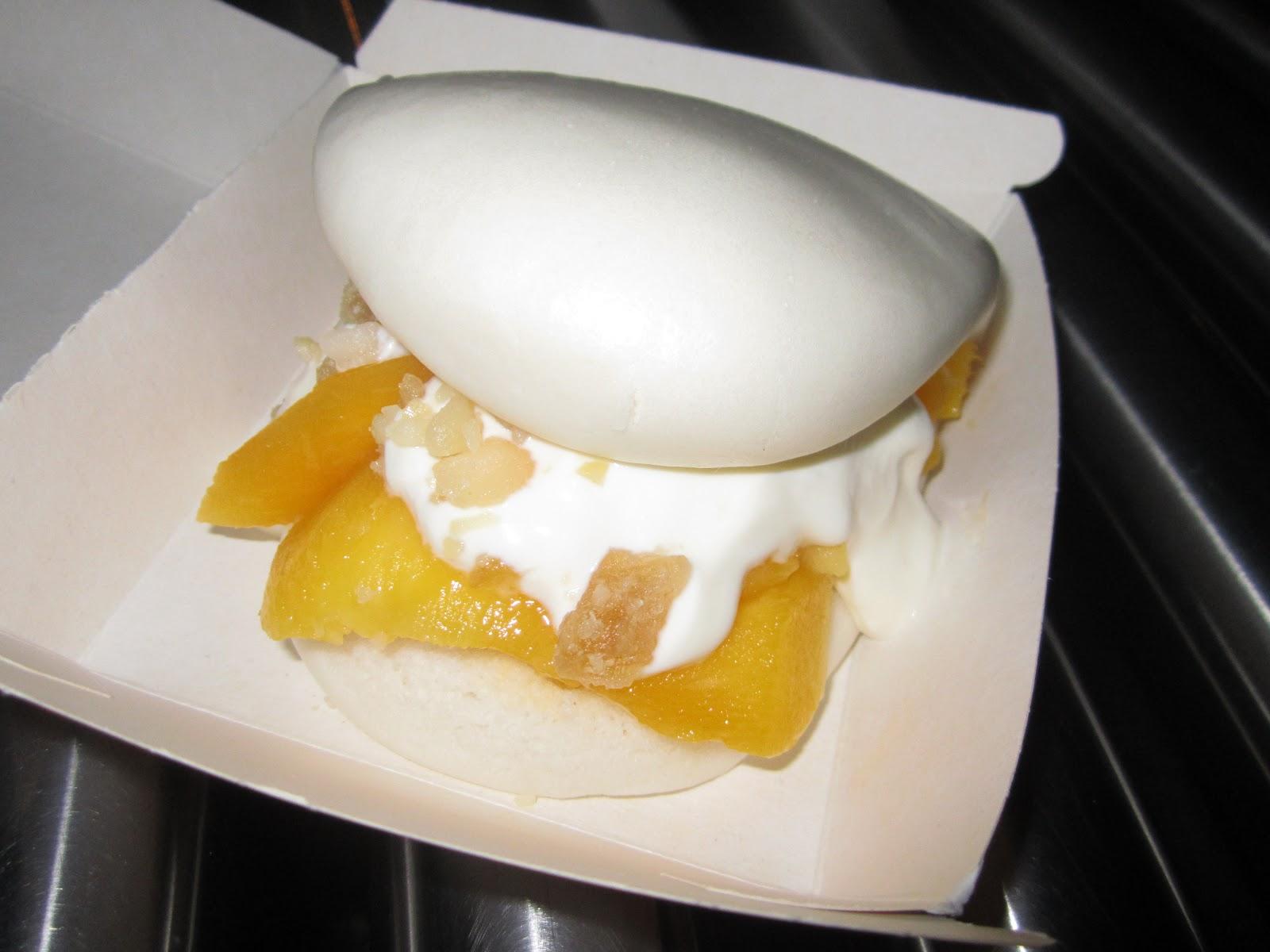 Mango And Ginger Cream Parfaits Recipes — Dishmaps