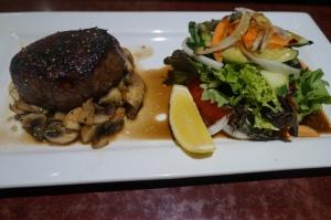 Mushroom Steak ($29)