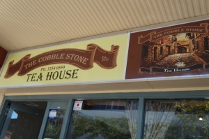 The Cobble Stone Tea House