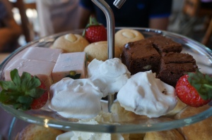 High Tea - sweets