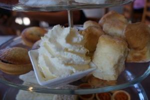 High Tea - scones