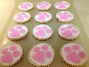 Paws Cupcakes