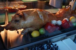 Smoked Hog