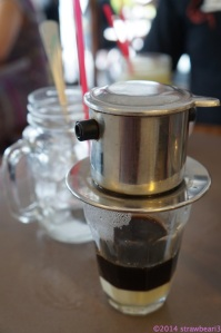 Vietnamese Ice Coffee