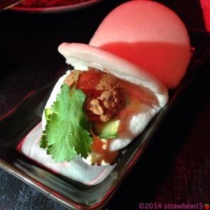 Chicken Bao Bao