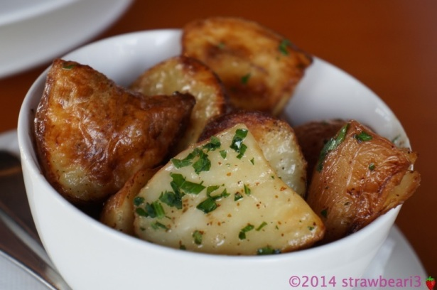 Roated Potatoes